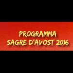 Programma edizione 2016